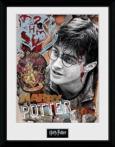 GB Eye LTD, Harry Potter, Harry Potter, Photographie encadrée 30 x 40 cm