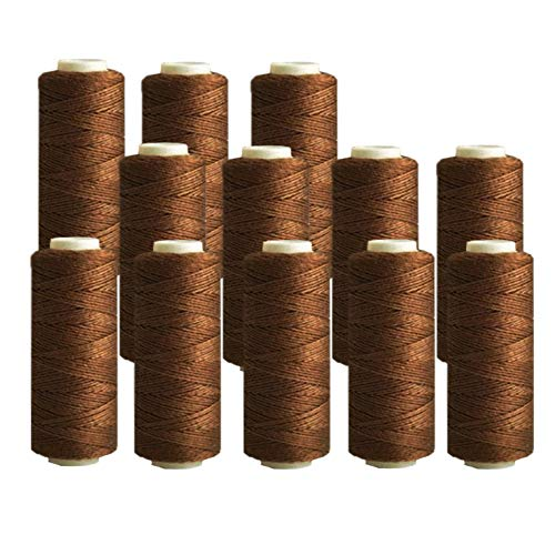 12 for Less than $10 combo deal! Weaving Thread (Brown)