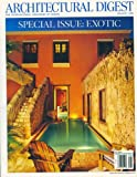Architectural Digest, August 2006 Issue