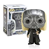 Figurine Pop ! Harry Potter 30 - Lucius Malfoy (Masque mange