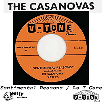 Sentimental Reasons / As I Gaze