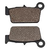 Cyleto Plaquettes de frein arrière pour gas gas EC 125/200/250/30020092010201120122013