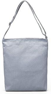 COAFIT Women's Shoulder Bag Adjustable Strap Zipper Messenger Bag Crossbody Bag
