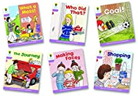 STAGE 1+ MORE PATTERNED PACK (Oxford Reading Tree)