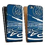 DeinDesign Apple iPhone 6s Plus Étui Étui à Rabat Étui magnétique Paris Saint-Germain PSG Parc des Princes