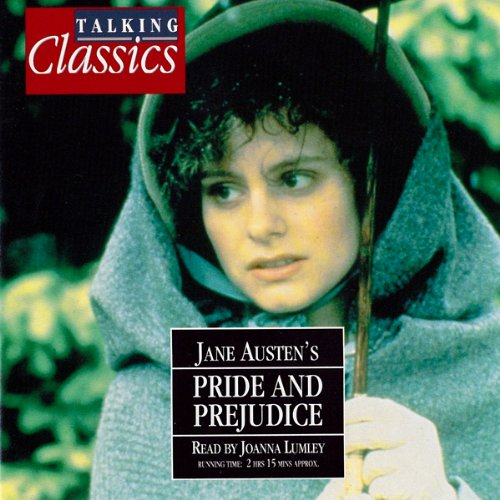 Pride & Prejudice audiobook cover art