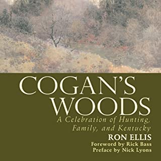 Cogan's Woods audiobook cover art
