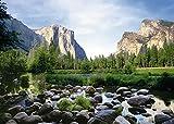 Ravensburger 19206 Yosemite Valley Puzzle Game 1000-Pieces