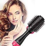 Hot Air Brush,Hair Dryer Brush, One Step Hair Dryer & Volumizer, Styler