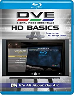 Digital Video Essentials - HD Basics [Blu-ray] [2008] [Region Free] (B000V6LST0) | Amazon price tracker / tracking, Amazon price history charts, Amazon price watches, Amazon price drop alerts