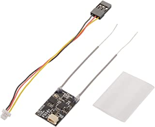 XCSOURCE 2.4G Fli14+14CH Mini Receiver Compatible Flysky AFHDS-2A w/RSSI Output for FS-i6 FS-i10 I6S RC822