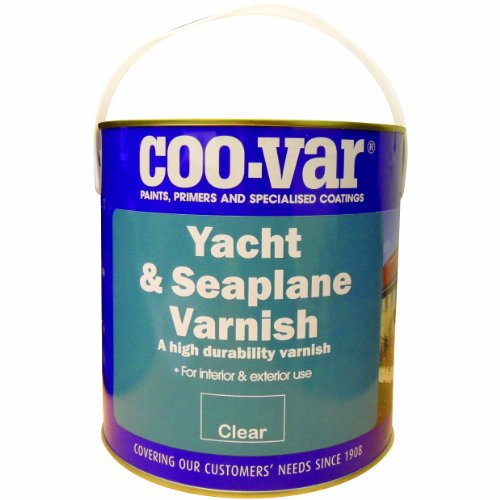 Coo-Var Yacht & Seaplane Varnish 2.5 Litre