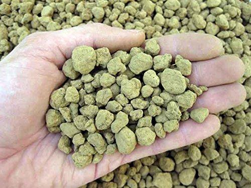 Akadama hard quality 5/10 mm (1 kg - c.ca 1,5 lt), per bonsai