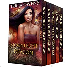 Moonlight Dragon Collection: Urban Fantasy by [Tricia Owens]