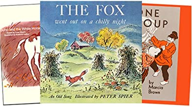 Stone Soup, Fox Went Out on a Chilly Night, Suho and the White Horse, & more