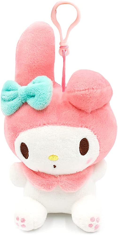 Free Shipping Cheap Bargain Gift Hello Kitty Friends Character Plush Backpack H Keychain Bag Clip Special Campaign