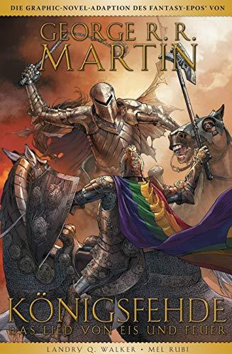 George R.R. Martins Game of Thrones - Königsfehde: Bd. 2 (2. Buch von Das Lied von Eis und Feuer)