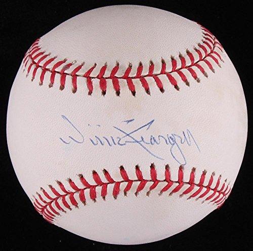 Willie Stargell Signiertes ONL Baseball (JSA COA)