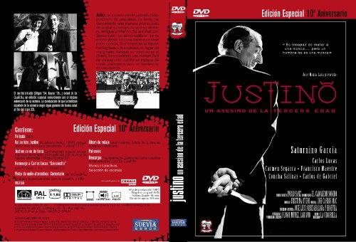 Justino, un asesino de la tercera edad (DVD)
