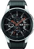 Samsung Galaxy Watch (46mm) Silver (Bluetooth), SM-R800 – International Version -No Warranty (Renewed)