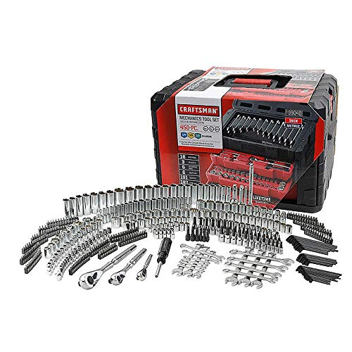 Craftsman 450-Piece Mechanic