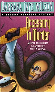 Accessory to Murder (Brenda Midnight Mysteries)