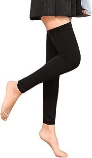 Romastory Womens Over Knee Leg Warmers Winter Thick Fleece Lined Elastic Socks Tights