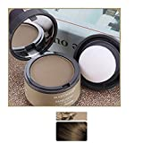 Hairline Shadow Powder Instantly Hair Shadow Quick Cover Grey Hair Root Concealer Instant Hair Root Concealer (Coffee)