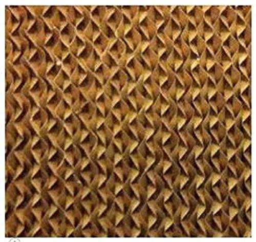 Honeywell - Luftkühlerfilter für CO60PM - Hält die Luft sauber und rein - optimale Luftkühlung - Wechselintervall jede Saison - Braun