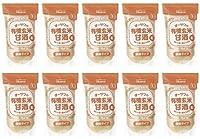 オーサワの有機玄米甘酒(粒) 250g×10袋セット