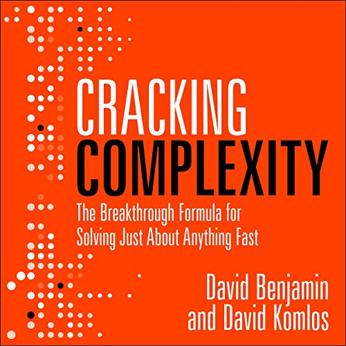 Cracking Complexity audiobook cover art