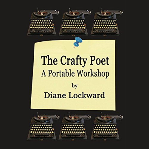 The Crafty Poet audiobook cover art