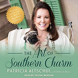 The Art of Southern Charm audiobook cover art