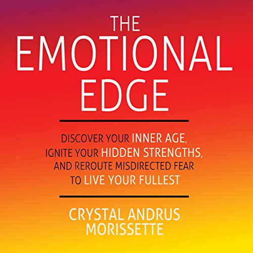 The Emotional Edge audiobook cover art