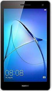 "Huawei Mediapad T3 7 Tablet 3G, Display da 7"", CPU MT8127 Quad Core A7 1.3GHz, RAM 1 GB, ROM 8 GB, Android, Grigio (Space ..."