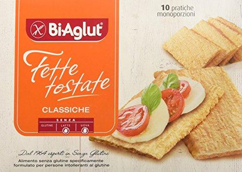 Biaglut Fette Tostate Classiche, 10 x 24gr