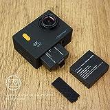 Zoom IMG-1 apeman action camera batteria ricaricabile