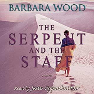 The Serpent and the Staff audiobook cover art