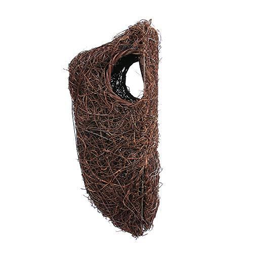 Simon King Brushwood Tree Nest Pouch Vogel, Bruin