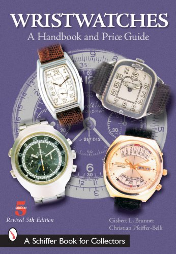 Wristwatches: A Handbook And Price Guide