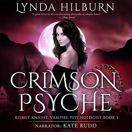 Crimson Psyche Audiobook By Lynda Hilburn cover art