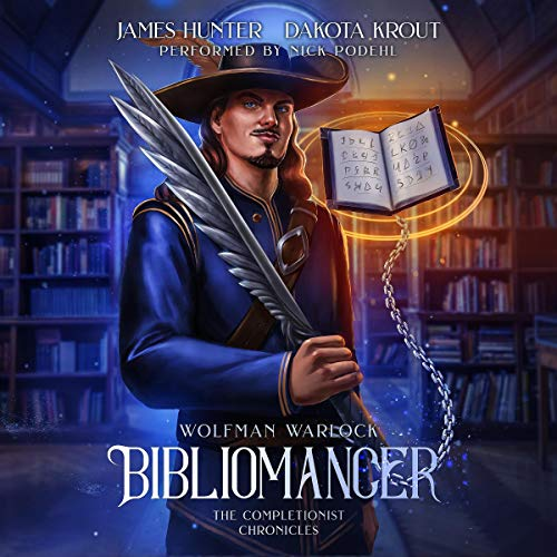 Bibliomancer cover art