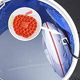 Bento 20 LKlappbare Wäschewanne, tragbare Mini-Ultraschall-Turbinenwaschmaschine,10 Minuten schnelle Reinigung, sauber, energiesparend und wassersparend,B