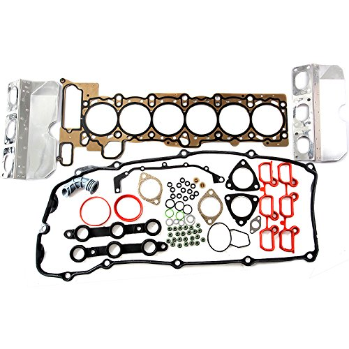 ECCPP Engine Replacement Head Gasket Set for 01-06 for BMW 325i 530i X3 X5 Z4 2.5L 3.0L Engine Head Gasket Kit Set