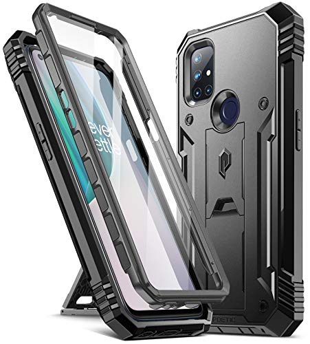 Poetic Revolution Series Case for OnePlus Nord N10 5G, Full-Body Rugged Dual-Layer Shockproof...