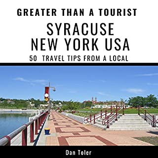 Greater Than a Tourist - Syracuse New York USA cover art