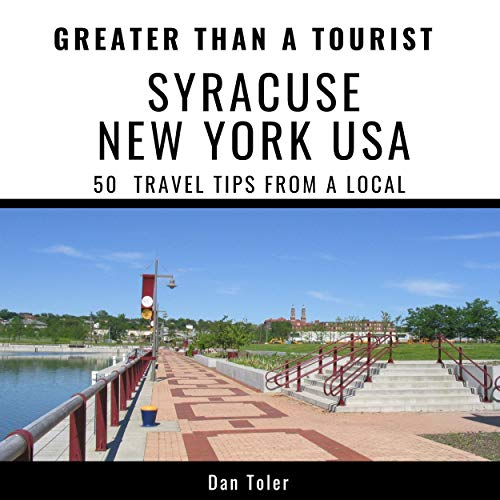 Greater Than a Tourist - Syracuse New York USA     50 Travel Tips from a Local              De :                                                                                                                                 Dan Toler,                                                                                        Greater Than a Tourist                               Lu par :                                                                                                                                 Maria Leaf                      Durée : 51 min     Pas de notations     Global 0,0