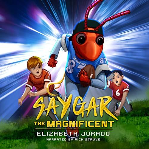 Saygar the Magnificent cover art