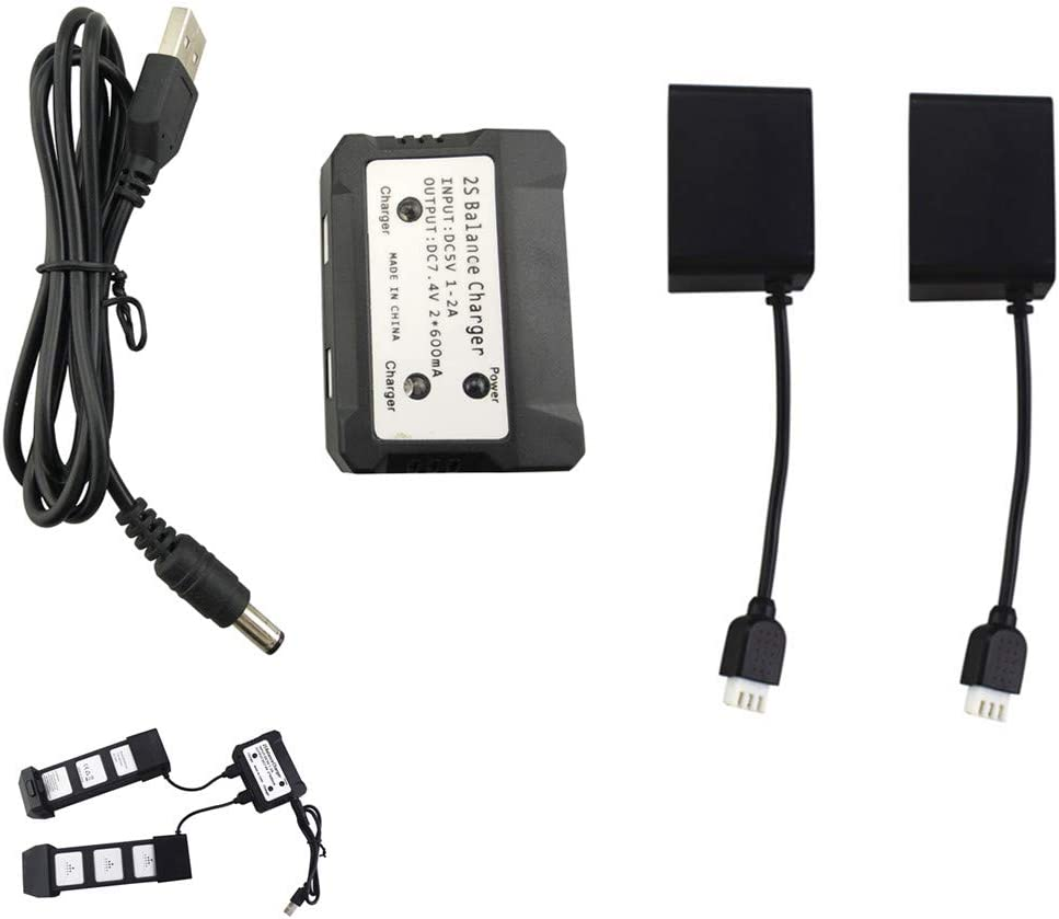 sea jump 2in1 Limited time for free shipping Balance Charger HS720E Brushless 5% OFF HS720 Folding