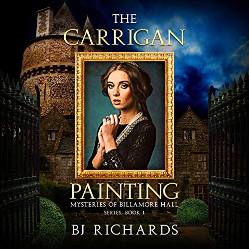 The Carrigan Painting audiobook cover art